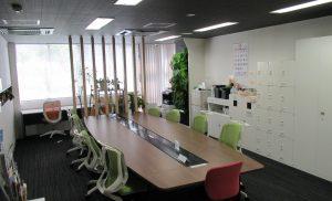 福岡市のシェアオフィスibbTenjinPoint