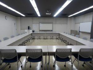 福岡市天神の中心地にあるibb fukuokaビルの貸会議室