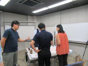 起業家向けスクール型プログラムibbBizCamp第4期、第2回を開催。